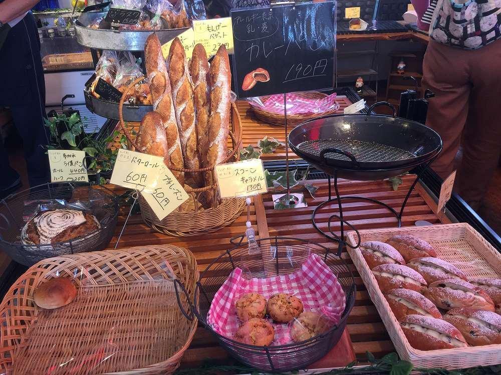 天然酵母のパン『ルヴァン』