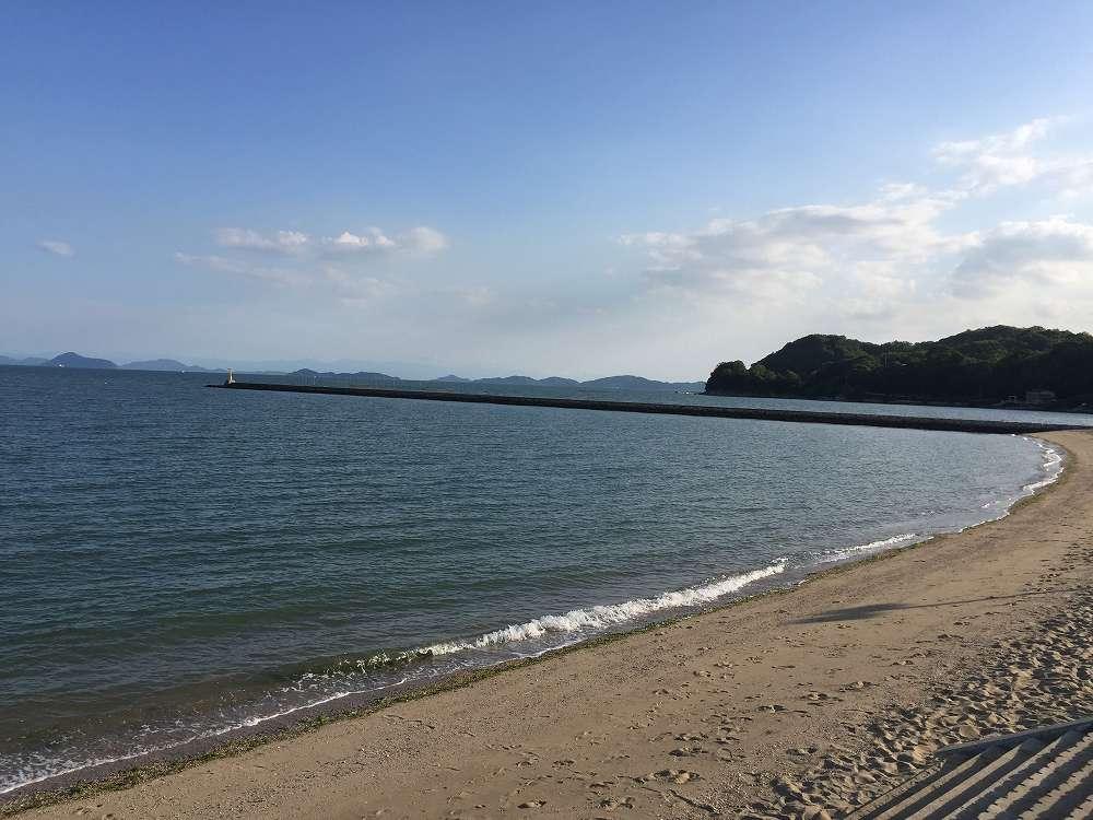 【倉敷市】海開き準備中の沙美海水浴場の海開きはいつ!?