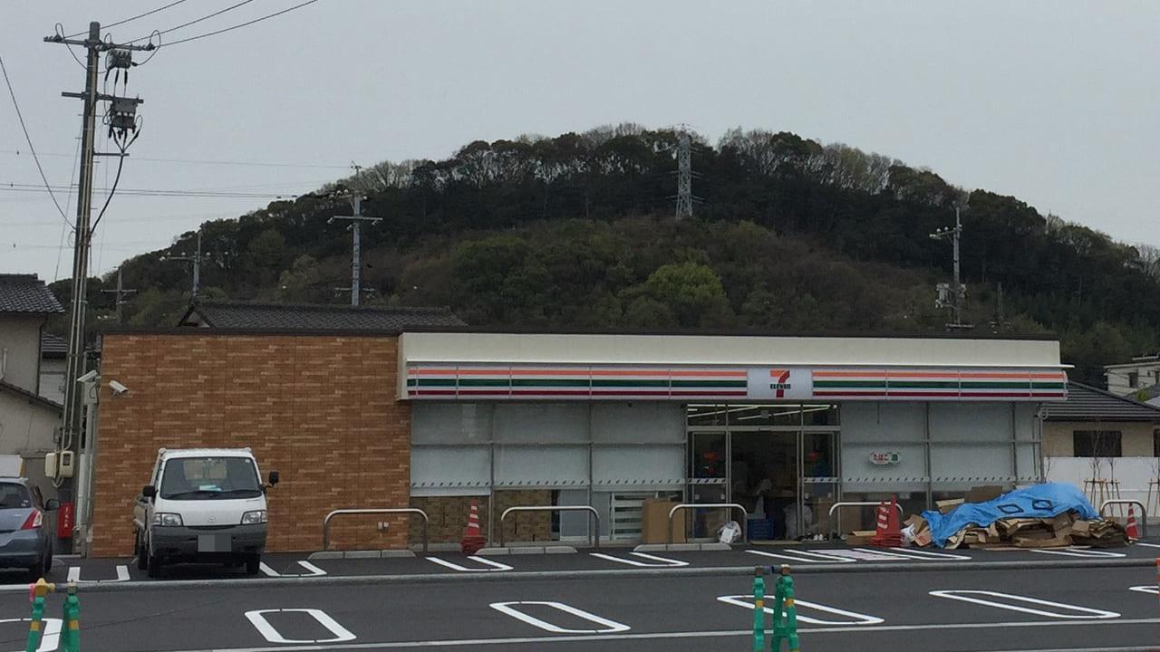 セブンイレブン福井店